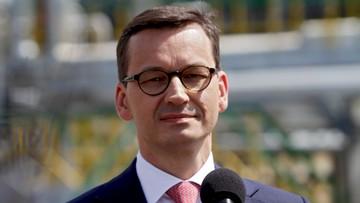 """Morawiecki przejął od ministra energii nadzór nad Orlenem i Lotosem. Powodem ma być """"różnica zdań"""""""