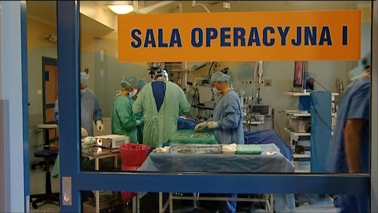 Olsztyn: pionierska operacja rekonstrukcji żuchwy u dziecka