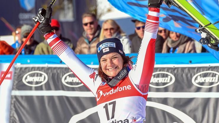 Alpejski PŚ: Drugie zwycięstwo Siebenhofer w ciągu dwóch dni