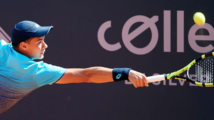 Sopot Open: Porażki Majchrzaka i Marka w pierwszej rundzie