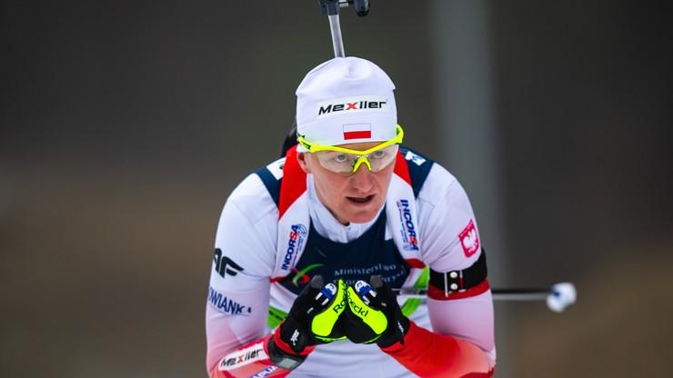 MP w biathlonie: Gwizdoń i Janik wygrali sprinty