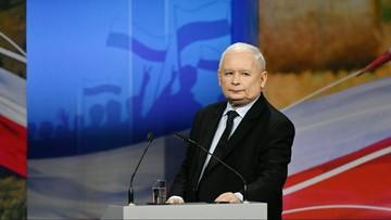 """""""To nie był przypadek, że akurat dzisiaj"""". Kaczyński o śmierci Jana Szyszki"""