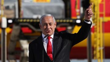Koronawirus w Izraelu. Netanjahu zaszczepi się pierwszy