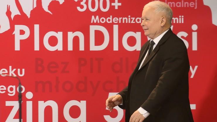 Kaczyński: Morawiecki jest najlepszym kandydatem na nowego szefa rządu