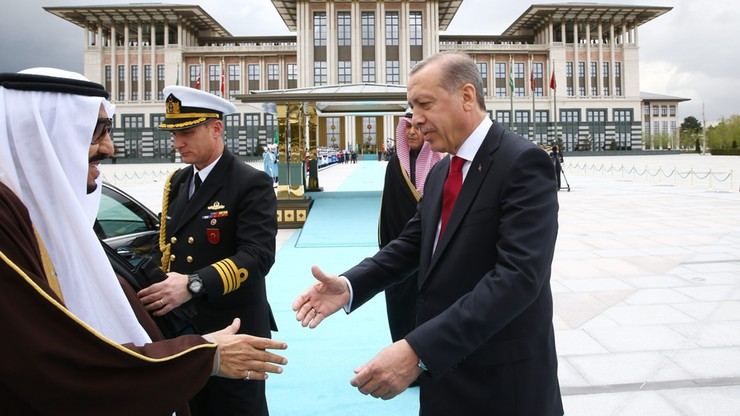 Turcja: pięć osób aresztowanych za zniewagę prezydenta
