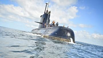 Zaginął argentyński okręt podwodny. Sztormowe warunki utrudniają poszukiwania
