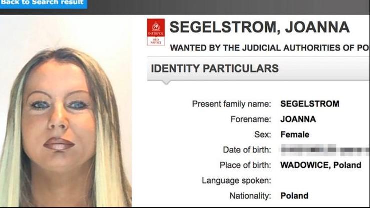 Joanna Segelstrom jest poszukiwana przez 190 państw. Oszukała m.in. Mariana Banasia