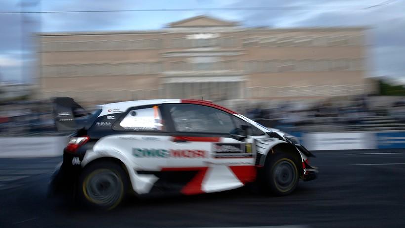 Rajdowe MŚ: Ogier liderem po 1. OS-ie w Grecji. Kajetanowicz prowadzi w WRC3
