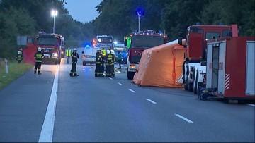 Zatrzymano kierowcę, który mógł doprowadzić do tragedii w Gliwicach