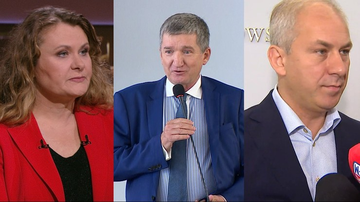 Piekarska, Napieralski i Wenderlich mają startować z list Koalicji Obywatelskiej