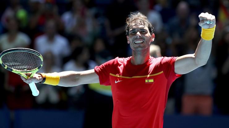 Federer, Nadal i Williams zagrają w pokazowym meczu, by pomóc w walce z pożarami