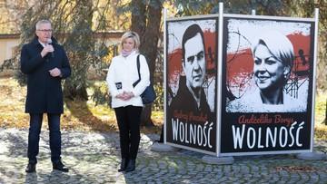 Akcja solidarności z aresztowanymi liderami Związku Polaków na Białorusi
