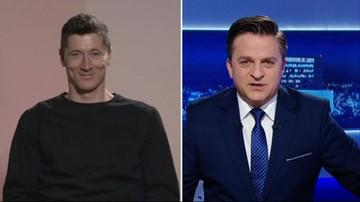 """""""Zrobiło mi się przykro"""". Lewandowski o braku Grosickiego"""