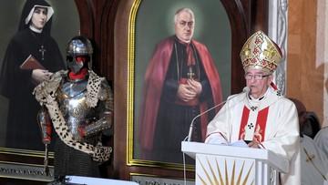 Arcybiskup Leszek Sławoj Głódź zrezygnował z posługi