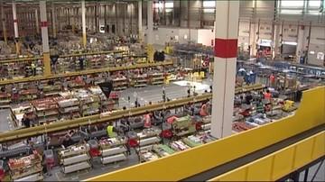 Między magazynami Amazona będą jeździły ciężarówki z autopilotami