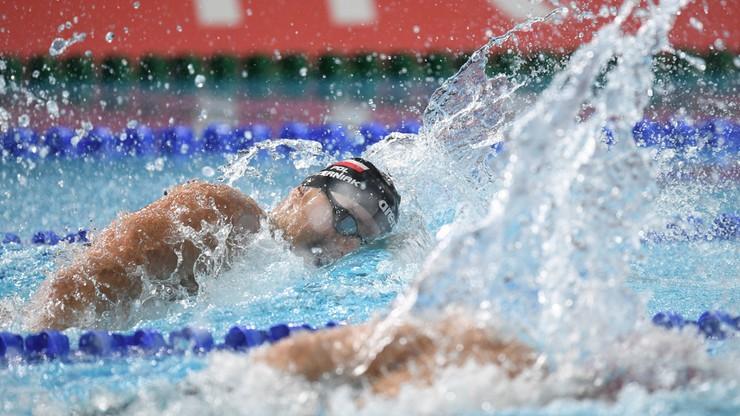 ME w pływaniu: Brązowy medal męskiej sztafety 4x100 m stylem dowolnym