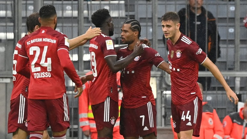 Puchar Niemiec: Bremer SV - Bayern Monachium. Relacja na żywo