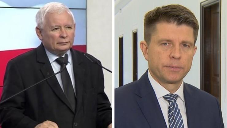 Ryszard Petru ma przeprosić Jarosława Kaczyńskiego