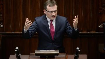 Sejm: projekt połączenia funkcji ministra sprawiedliwości i prokuratora generalnego trafi do komisji