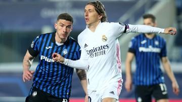 Skrót meczu Atalanta Bergamo - Real Madryt (WIDEO)