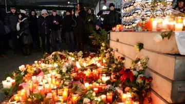 Państwo Islamskie przyznało się do zamachu w Berlinie
