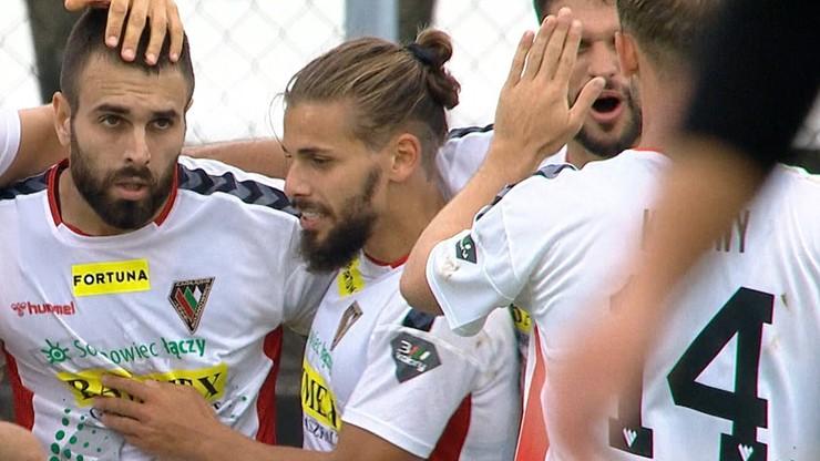 Fortuna 1 Liga: Kapitalny finisz Zagłębia! Trzy bramki w samej końcówce