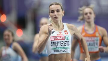 HME Toruń 2021: Justyna Święty-Ersetic wywalczyła srebrny medal!