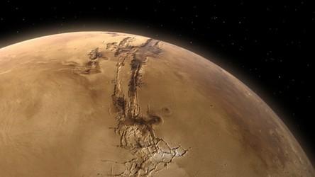 Naukowcy wykryli trzy rekordowe trzęsienia na Marsie. Kataklizmy nie tyko na Ziemi?
