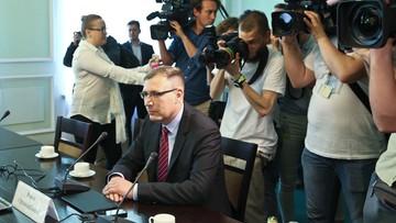 Obserwator PiS: na spotkaniu ws. TK opozycja nie mówiła jednym głosem