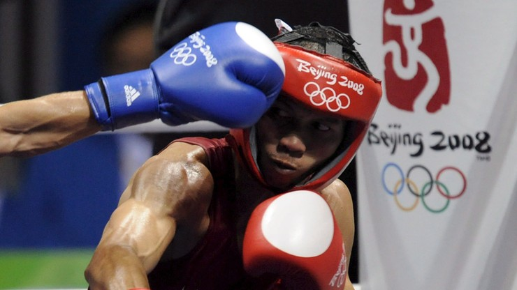 Boks na igrzyskach wciąż gorącym tematem w MKOl