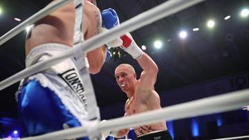 Michał Cieślak przed Polsat Boxing Night: Wracam po swoje