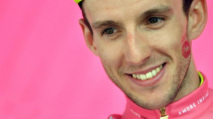 Giro d'Italia 2018: Lider wygrał 11. etap