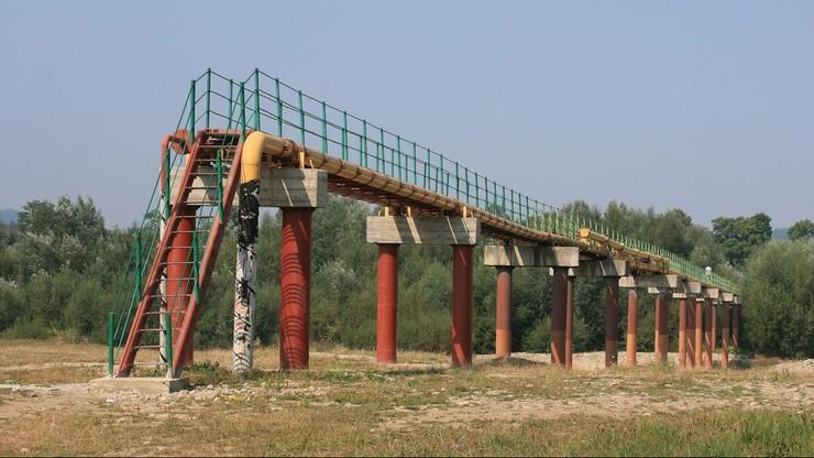 W rurociągach m.in. na terenie Polski 5 mln ton zanieczyszczonej ropy