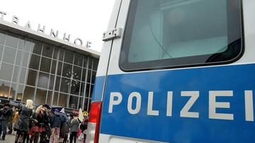 Niemcy: islamista zatrzymany. Planował zamach bombowy