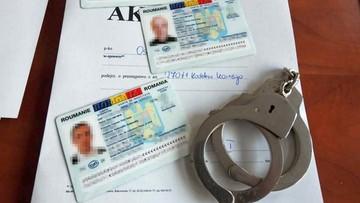 Gruzini kupili w Berlinie rumuńskie dowody osobiste. Wpadli w Polsce