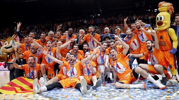 Liga Europy: Valencia zaprosiła na trybuny sekcję koszykarzy