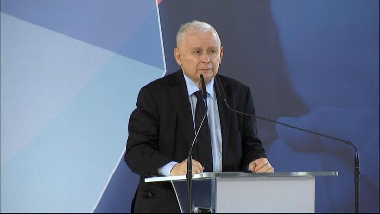 Prezes PiS Jarosław Kaczyński: dziś stajemy przed nowym wyzwaniem