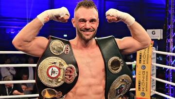 Mistrz świata w boksie złapał złodzieja. Policjanci nie byli zachwyceni