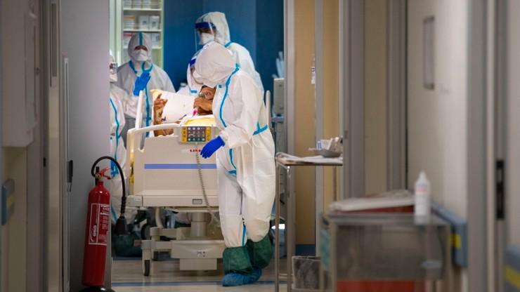 Ponad 10 mln zakażeń koronawirusem w Europie