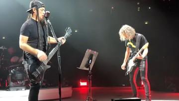 """Metallica wystąpiła w Pradze. Publiczność oszalała, gdy zespół wykonał utwór """"Jožin z bažin"""" [WIDEO]"""