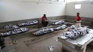 Zamach na sąd w Pakistanie. Co najmniej 8 zabitych osób