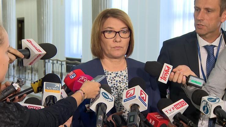Mazurek: karę na Nitrasa nałożyło Prezydium Sejmu, a nie wicemarszałek Terlecki, to nie był odwet