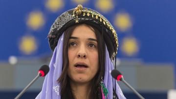 Laureaci pokojowego Nobla dedykują nagrodę ofiarom przemocy seksualnej