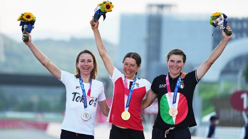 Tokio 2020: Kim jest Anna Kiesenhofer, sensacyjna złota medalistka w kolarstwie?