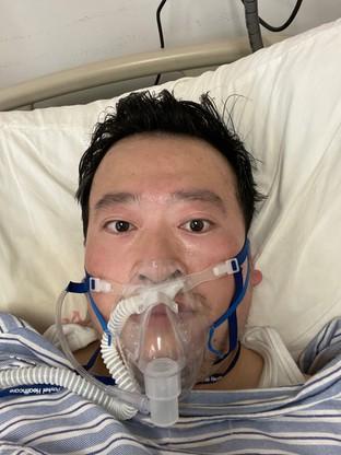 Laryngolog Li Wenlingan, który już w grudniu mówił o epidemii koronawirusa