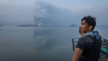 Erupcja wulkanu na Filipinach. Może zagrozić nawet 200 tysiącom osób
