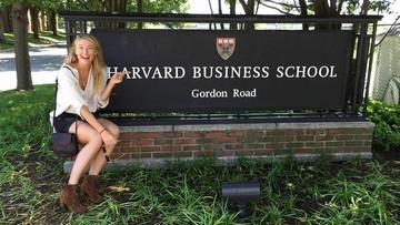 Szarapowa rozpoczyna studia w Harvard Business School