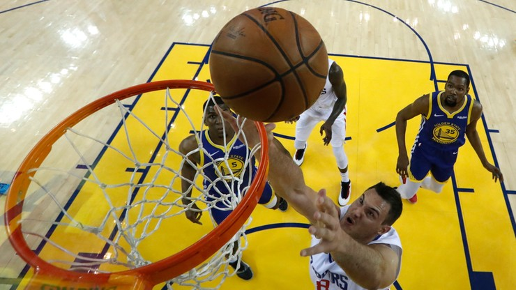 NBA: Rockets w drugiej rundzie play off, Warriors wciąż czekają