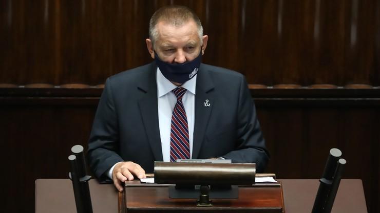 Kosiniak-Kamysz rekomenduje głosowanie przeciwko uchyleniu immunitetu Banasiowi