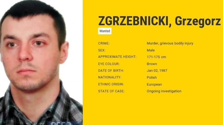 Polak na liście najbardziej poszukiwanych w Europie. Za zabójstwo w Świebodzicach